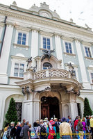 Neue Residenz - The new residence of the Prince-Bishops of Passau