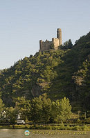 Rhine Castles - Germany (H)