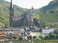 [Rhine Castles - Rhine River Cruise - Germany]