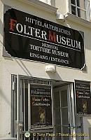 Folter Museum - a Medieval torture museum