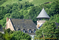 Roofs of Traben-Trarbach