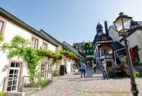 A walking tour of Traben