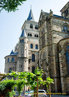 Trier Cathedral and Liebfrauenkirche