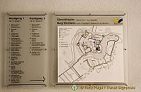 Wertheim city map