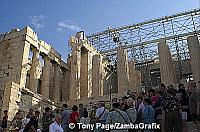 Entrance to the Acropolis