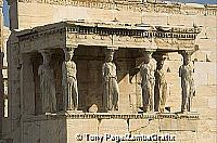 The Erectheion with Caryatids, Acropolis