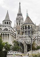 Fisherman's Bastion and the Matthias Church