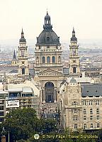 St Stephen's Basilica is a Roman Catholic church