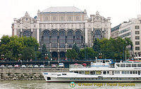 Budapest river front