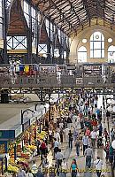 Budapest Great Market Hall (Central Market Hall)