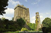 Blarney Castle and Gardens [Blarney Castle - County Cork - Ireland]