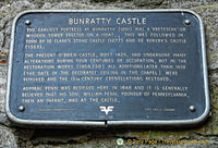 Bunratty Castle history