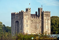 Bunratty Castle, built around 1425