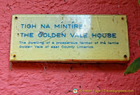 About the Golden Vale house