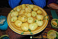Herb potatoes