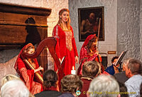 Bunratty Medieval Banquet entertainment