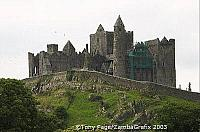 The Rock of Cashel and Adare Village