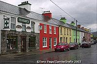Sneem - Ring of Kerry