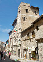 Assisi sightseeing