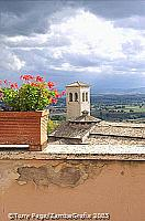 Umbria's landscapes are as compelling as its towns like Gubbio, Spello and Montefalco