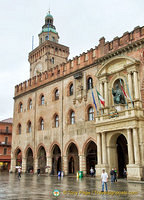 Bologna Town Hall