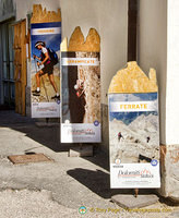 Walking, rock climbing and ski-rock are some of the summer activities