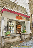 Del Brenna - a jewelry shop in Cortona