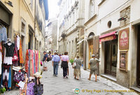 Shopping along via Nazionale