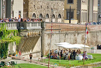 A function by the River Arno