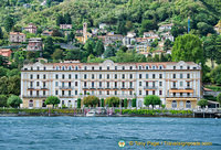 Villa d'Este now a hotel for the rich and famous