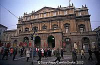 Milan's world-renowned La Scala