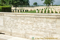British Commonwealth Cassino War Cemetery