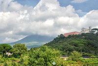 View of Monte Cassino