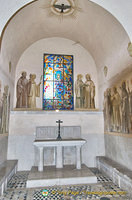 Montecassino Abbey chapel