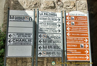 Directions to Orvieto attractions