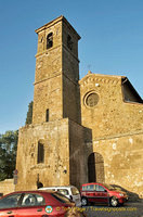 San Giovenale is the oldest church in Orvieto