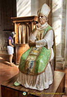 Pope Pius II in a reflective pose