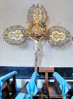 Yet another ornately decorated crucifix
