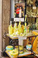 Limoncello and other lemon products