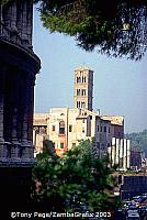 Santa Maria in Cosmedin and Roman Forum