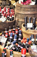 Wines in San Gimignano