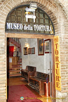Museo della Tortura for those who enjoy the gory