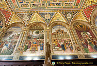 Libreria Piccolomini artwork