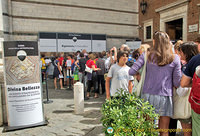 Queue for Siena Cattedrale tickets