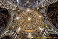Siena Cattedrale dome