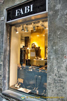 FABI Boutique at Via di Citta 86