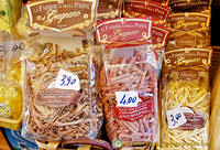 Pasta di Gragnano, said to be the best from the region