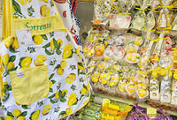 Typical lemon-themed Sorrento products