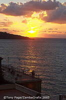 Sorrento Sunset