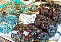 Bags of cozze at Euro 3.00 a bag!